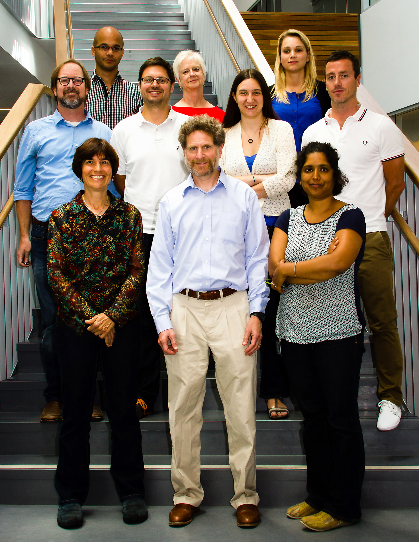 Zamvil Lab Photo 2013